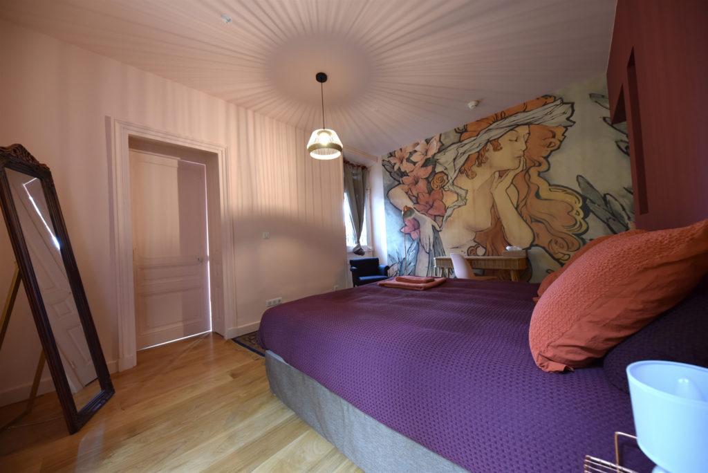 chambre d'hôtes 4 personnes en Isère
